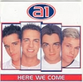 A1 Here We Come UK CD