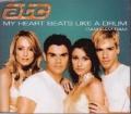 ATC My Heart Beats Like A Drum (Dam Dam Dam) GERMANY CD5 Promo w/6 Remixes