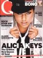 ALICIA KEYS Q (2/02) UK Magazine