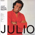 JULIO IGLESIAS Julio Special Record JAPAN LP Promo Only