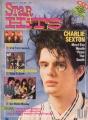 CHARLIE SEXTON Star Hits (7/86) USA Magazine