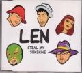 LEN Steal My Sunshine UK CD5