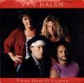 VAN HALEN Finish What Ya Started USA 7