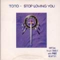 TOTO Stop Loving You UK CD3 in 5