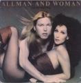 ALLMAN AND WOMAN Two The Hard Way USA LP