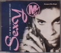 PRINCE AND THE NEW POWER GENERATION Sexy MF GERMANY CD5 w/3 Tracks