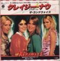 THE RUNAWAYS Mama Weer All Crazee Now JAPAN 7