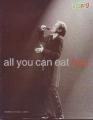 K.D.LANG 1996 All You Can Eat UK Tour Program