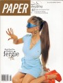 FERGIE Paper (8/05) USA Magazine