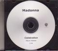 MADONNA Celebration USA CD5 Promo