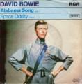 DAVID BOWIE Alabama Song GERMANY 7