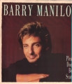 BARRY MANILOW Please Don't Be Scared UK 12
