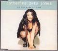 CATHERINE ZETA-JONES In The Arms Of Love UK CD5 w/3 Tracks