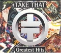 TAKE THAT Greatest Hits JAPAN CD w/19 Trks + Photo Booklet