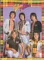 BAY CITY ROLLERS 1976 JAPAN Tour Program