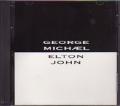 GEORGE MICHAEL & ELTON JOHN Don't Let The Sun Go Down On Me USA CD5