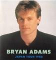BRYAN ADAMS 1988 JAPAN Tour Program