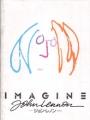 JOHN LENNON Imagine JAPAN Movie program