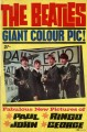 BEATLES Giant Colour Pic! UK Poster