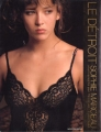 SOPHIE MARCEAU Le Detroit JAPAN Picture Book