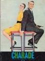 AUDREY HEPBURN Charade JAPAN Movie Program Original