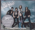 DARKNESS Love Is Only A Feeling UK CD5