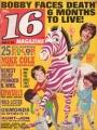 BOBBY SHERMAN 16 (5/70) USA Magazine