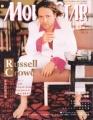 RUSSELL CROWE Movie Star (5/01) JAPAN Magazine