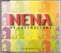 NENA 99 Luftballons AUSTRIA CD5 Promo Only