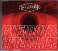 DEF LEPPARD When Love & Hate Collide JAPAN CD5