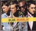 BLUE Bubblin` EU CD5 w/2 Tracks