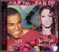 GLORIA ESTEFAN & So Pra Contrariar (SPC) Santo Santo BRAZIL CD5