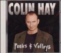 COLIN HAY Peaks And Valleys JAPAN CD w/13 Tracks
