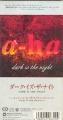 A-HA Dark Is The Night JAPAN CD3