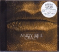 ANDY BELL Crazy USA CD5 w/8 Mixes + Video