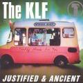 KLF Justified And Ancient USA CD5 Promo w/TAMMY WYNETTE