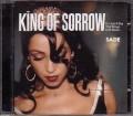 SADE King Of Sorrow USA CD5 Promo w/1 Track