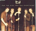 NSYNC For The Girl Who Has Everything UK CD5 including BONUS TRA