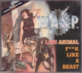 WASP Live Animal UK CD5