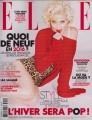 MADONNA Elle (12/31/15) FRANCE Magazine