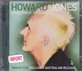 HOWARD JONES Revolution Of The Heart AUSTRALIA CD w/Bonus Remix