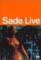 SADE Live USA DVD