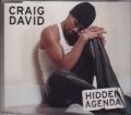 CRAIG DAVID Hidden Agenda UK CD5 w/Remixes