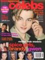 LEONARDO DiCAPRIO Celebs (11/25/97) USA Magazine