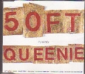 P J HARVEY 50ft Queenie UK CD5 w/ 4 Tracks