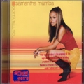 SAMANTHA MUMBA Gotta Tell You USA Promo CD w/ ORIGINAL COVER