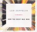 LED ZEPPELIN How The West Was Won USA CD5 Promo Sampler w/5 Tracks