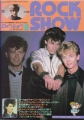 A-HA Rock Show (8/86) JAPAN Magazine
