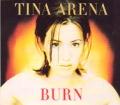 TINA ARENA Burn AUSTRALIA CD5 w/Acoustic Version