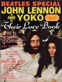 JOHN LENNON And YOKO Their Love Book USA Magazine